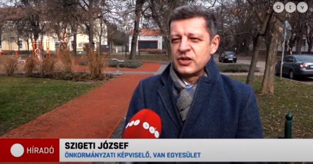 Dr. Szigeti József - ATV